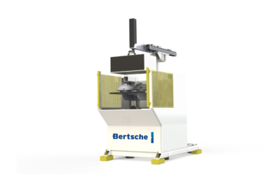 Bertsche expands HP Cleaning Process Chain with new line of Vacuum Dryers